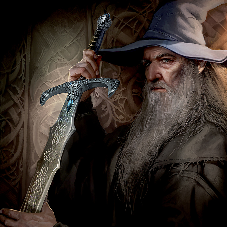 The Lord Of The Rings Magali Villeneuve
