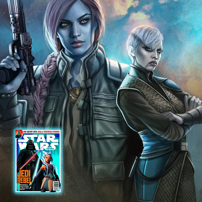 star-wars-insider-dark-disciple-short-story-issue-159-magali-villeneuve
