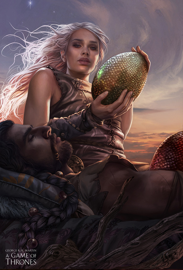 Magali Villeneuve GOT 7